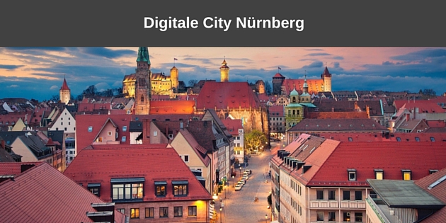 Digitale City Nürnberg