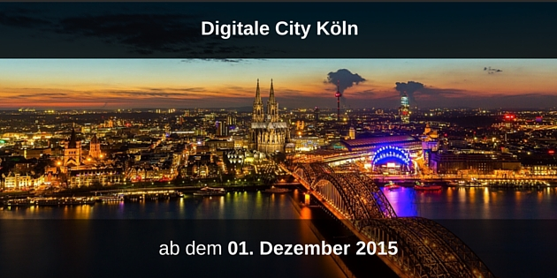 DigitaleCityKöln_Start